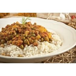 Bezelye Yemeği + Pilav